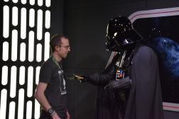 """Most impressive"" - Darth Vader; January 7, 2016"
